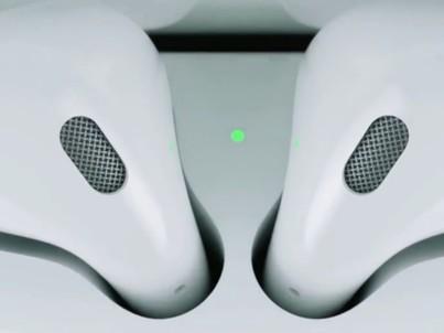 科技早报:苹果新款AirPods发布