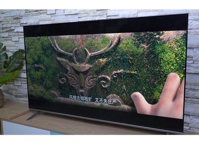 智能体验超能打!TCL高画质65吋爆款V8电视