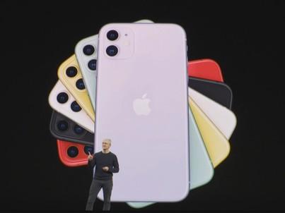 苹果秋季新品发布会回顾