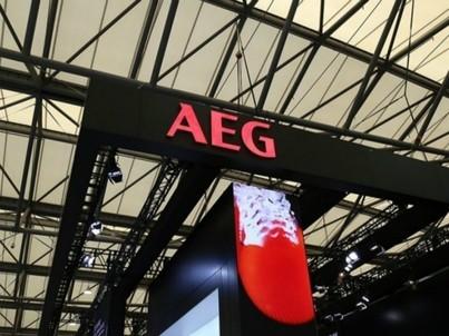 AWE2018:进口高端呈现—AEG展台