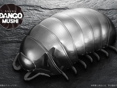 万代傻雕周边:电镀可动西瓜虫 178元!