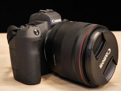 新鲜出炉!佳能RF 50mm f/1.2开箱视频!