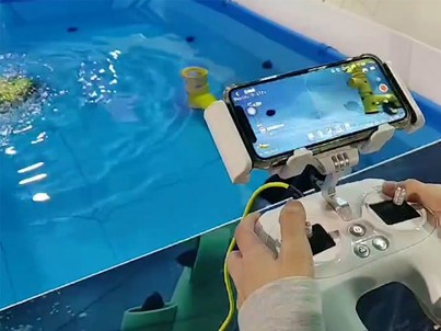 CES2020:消费级水下机器人FIFISH V6 Plus