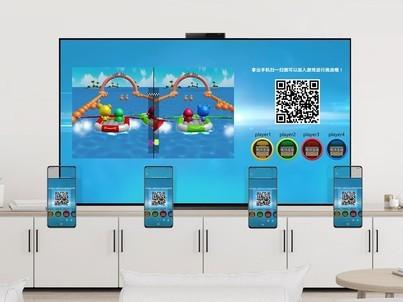鸿蒙2.0体验:分布式游戏-影音娱乐