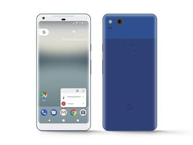谷歌Pixel 2 XL概念视频